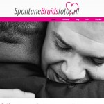 Spontane Bruidsfoto's